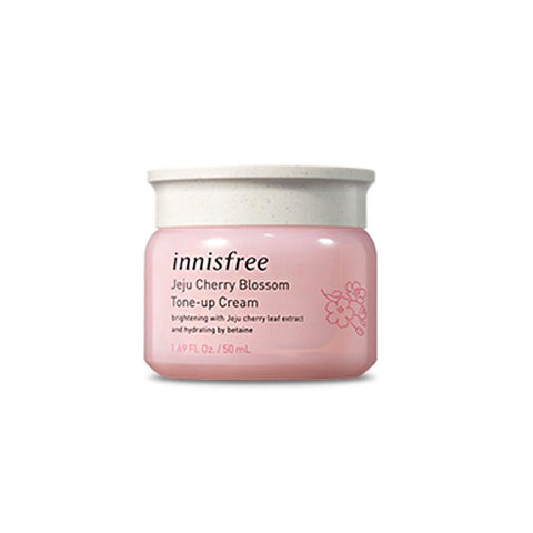 Innisfree Jeju Cherry Blossom Tone Up Cream (50ml)