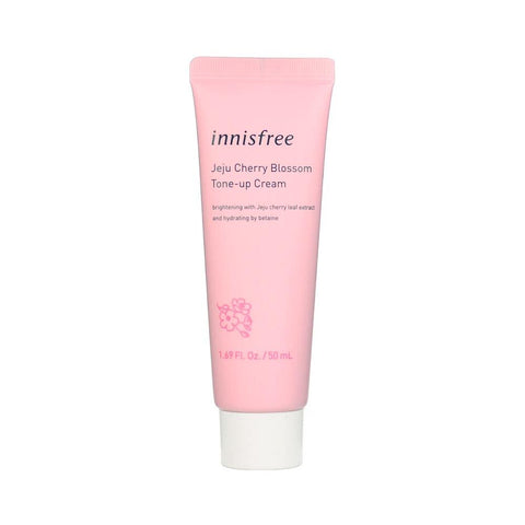 Innisfree Jeju Cherry Blossom Tone Up Cream - Tube (50ml)