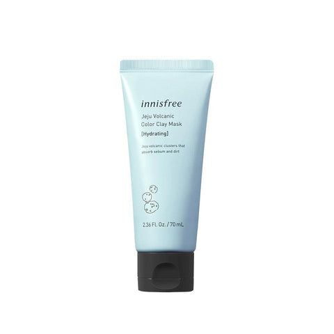 Innisfree Jeju Volcanic Color Clay Mask - Hydrating (70ml)