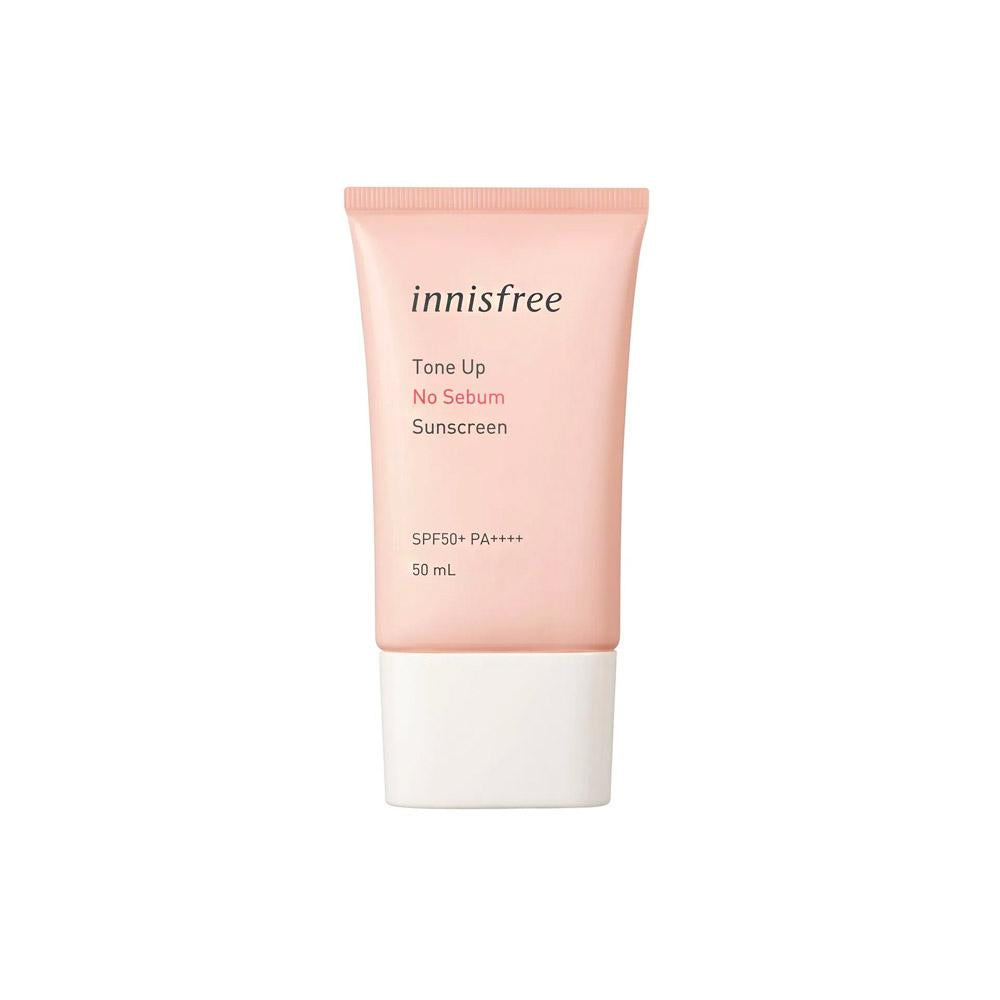 Innisfree Tone Up No Sebum Sunscreen SPF50+ PA++++ (50ml)