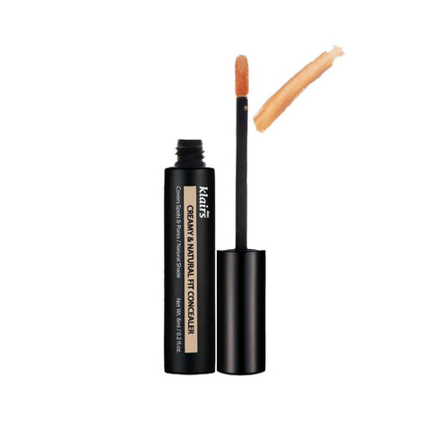 Klairs Creamy & Natural Fit Concealer (6ml)