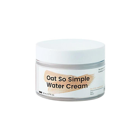 KraveBeauty Oat So Simple Water Cream (80ml)