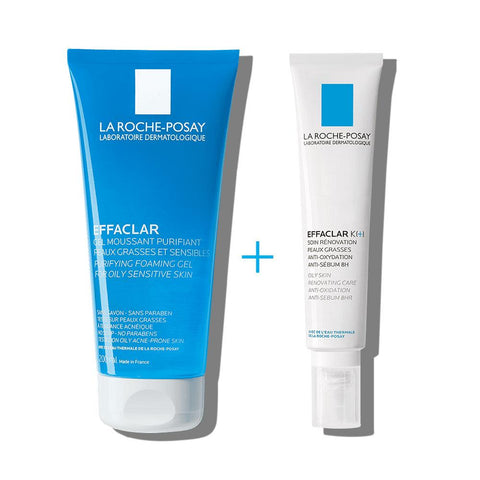 La Roche-Posay Acne Skin-Saver Set (50ml + 15ml)