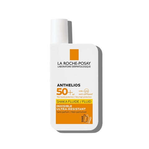 La Roche-Posay Anthelios Invisible Ultra-Resistant Fluid SPF50+ Sunscreen (50ml)