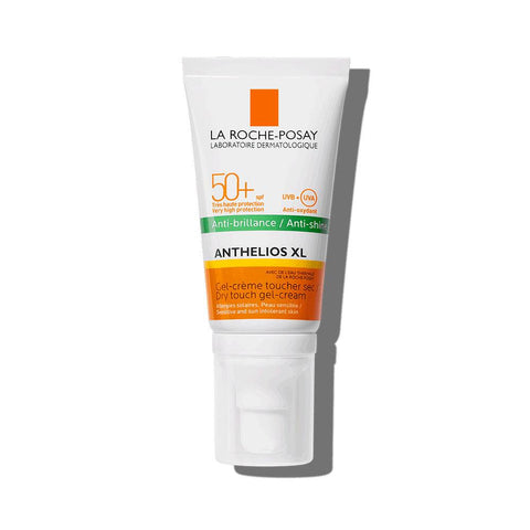 La Roche-Posay Anthelios XL SPF50+ Anti-Shine Dry Touch Gel-Cream Sunscreen (50ml)
