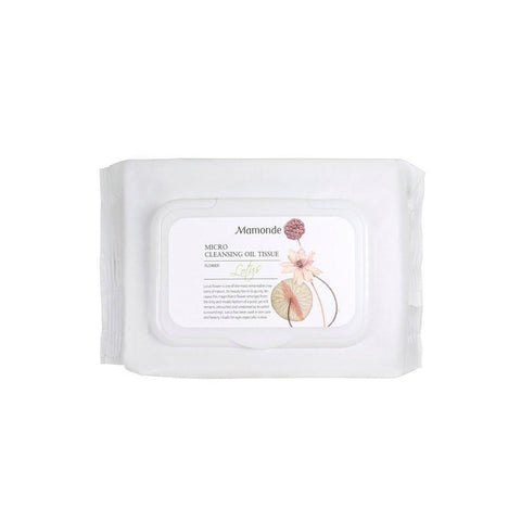 Mamonde Micro Cleansing Oil Tissue (50pcs)