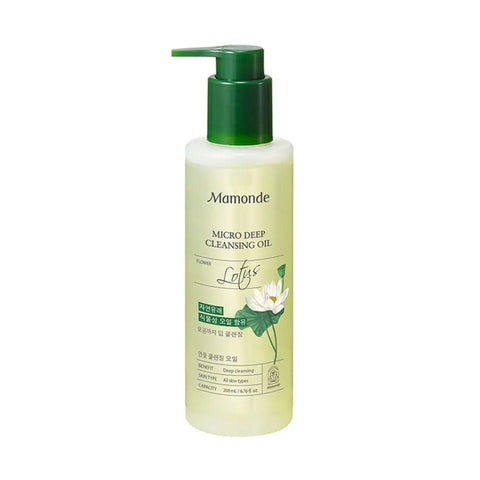 Mamonde Micro Deep Cleansing Oil (200ml)