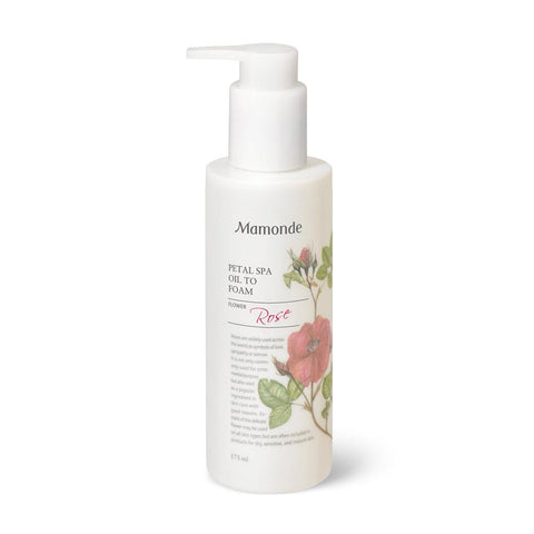 Mamonde Petal Oil Spa to Foam (175ml)