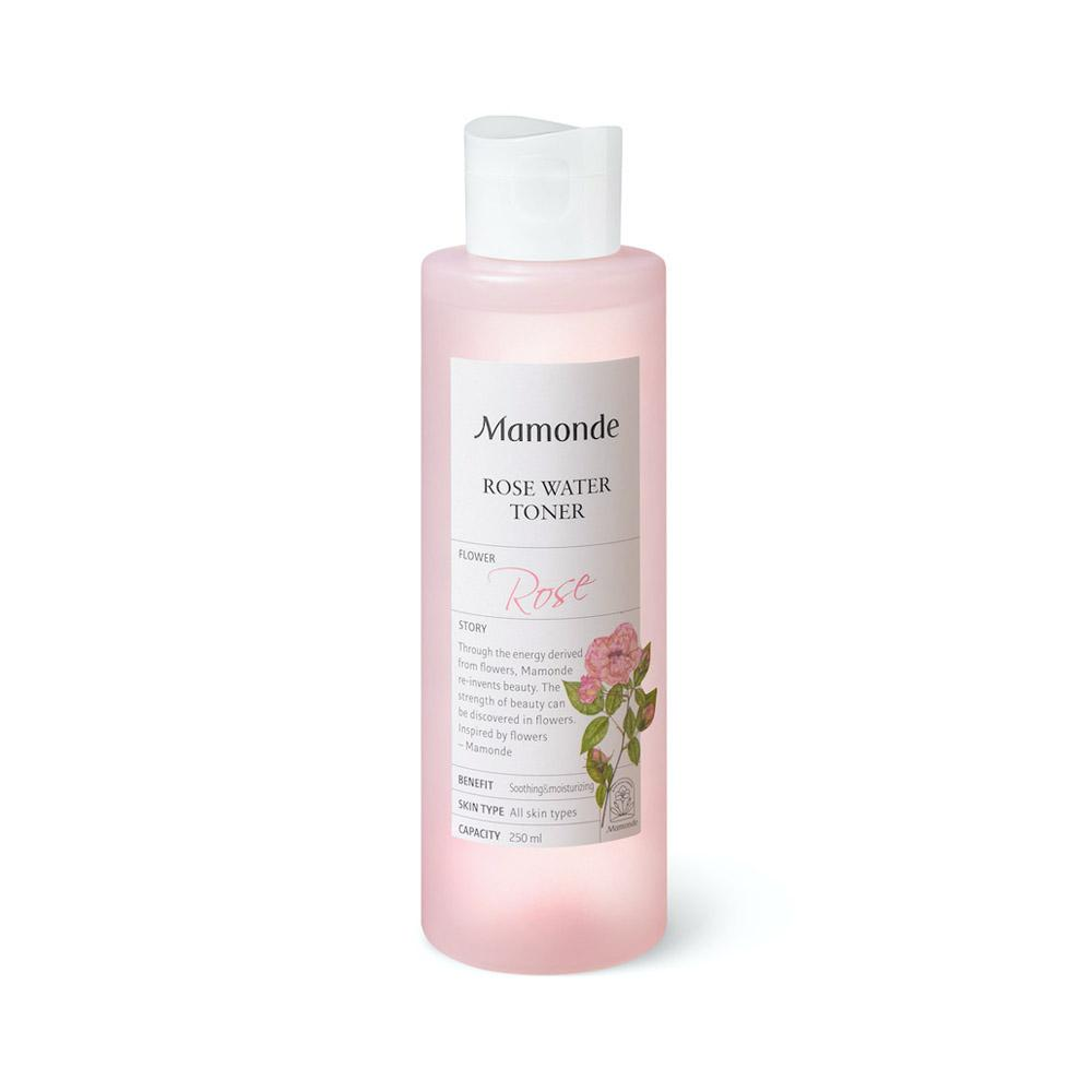 Mamonde Rose Water Toner (250ml)