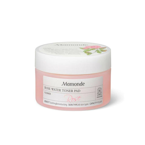 Mamonde Rose Water Toner Pad (40pcs)