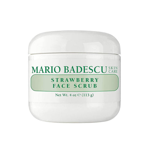 Mario Badescu Strawberry Face Scrub (113g)