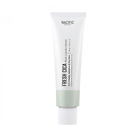 Nacific Fresh Cica Plus Clear Cream (50g)