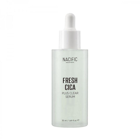 Nacific Fresh Cica Plus Clear Serum (50ml)