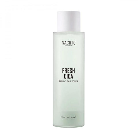 Nacific Fresh Cica Plus Clear Toner (150ml)