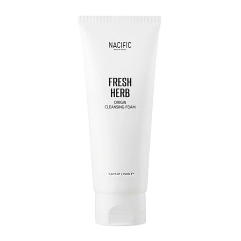 Nacific Fresh Herb Origin Cleansing Foam (150ml)