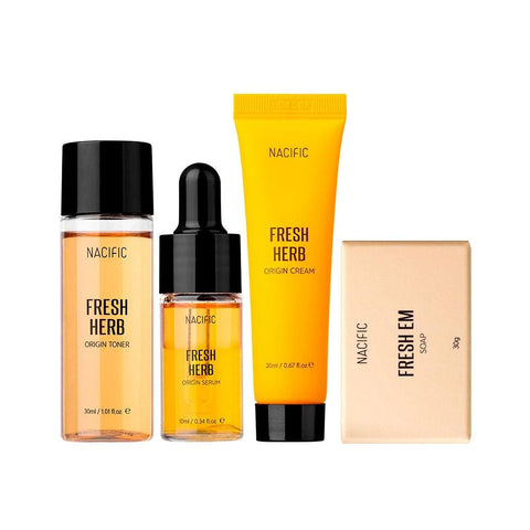 Nacific Fresh Herb Origin Kit (Set)