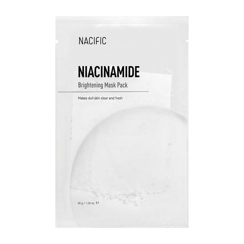 Nacific Niacinamide Brightening Mask Pack (1pc)
