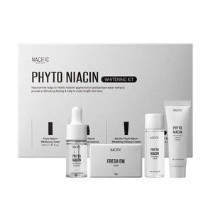 Nacific Phyto Niacin Whitening Kit (Set)