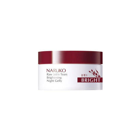 Naruko Raw Job's Tears Brightening Night Gelly (80g)