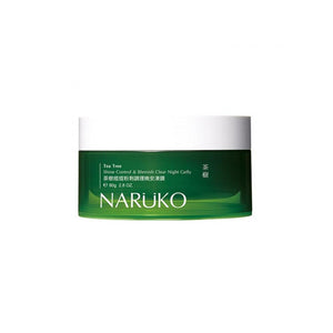 Naruko Tea Tree Shine Control & Blemish Clear Night Gelly (60ml)