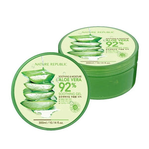 Nature Republic Soothing & Moisture Aloe Vera Soothing Gel (300ml)