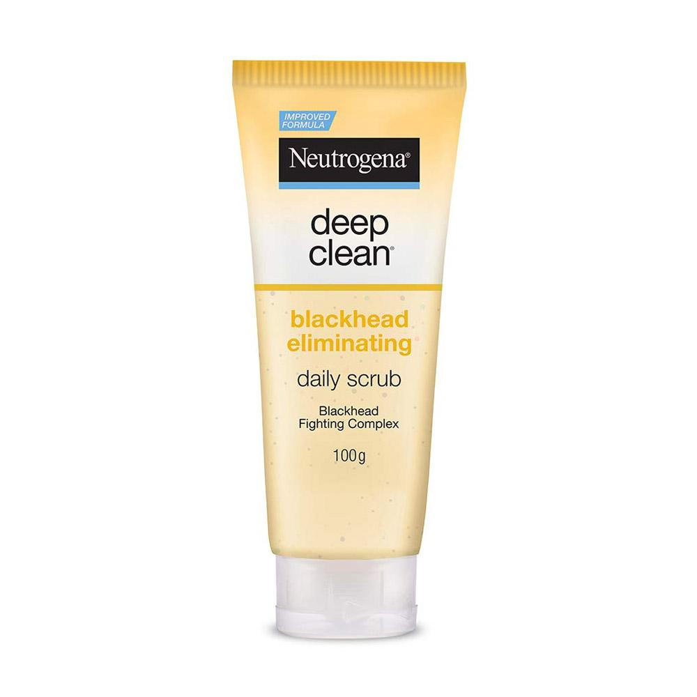 Neutrogena Deep Clean Blackhead Eliminating Daily Scrub (100g)