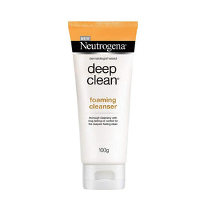 Neutrogena Deep Clean Foaming Cleanser (100g)
