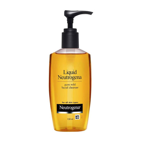 Neutrogena Liquid Pure Mild Facial Cleanser (150ml)