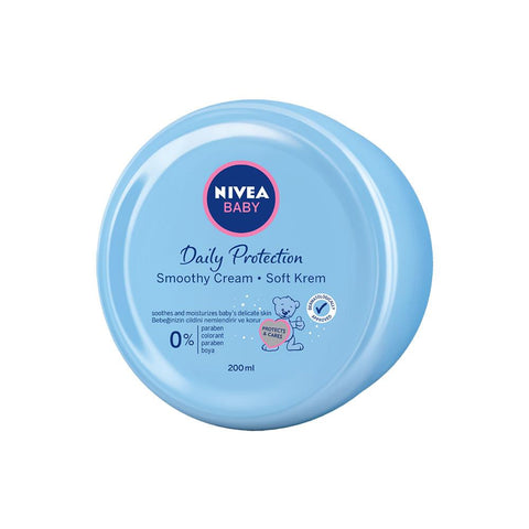 Nivea Baby - Daily Protection Smoothy Cream (200ml)