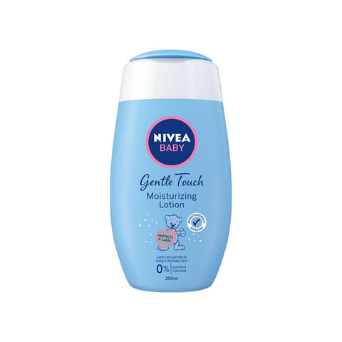 Nivea Baby - Gentle Touch Moisturizing Lotion (200ml)