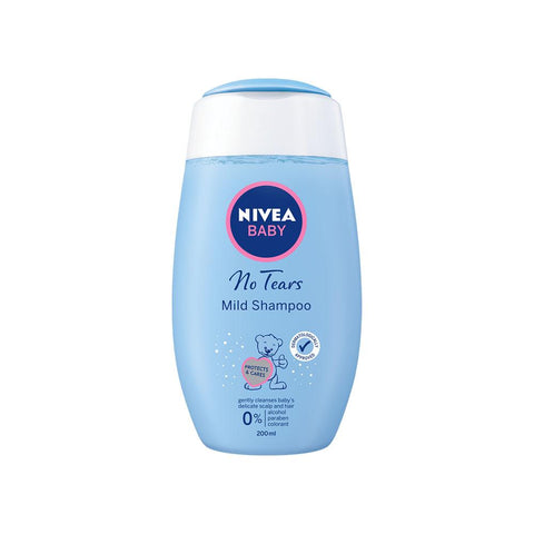 Nivea Baby - No Tears Shampoo (200ml)