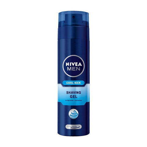 Nivea Men - Cool Kick Shaving Gel (200ml)
