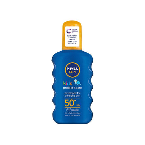 Nivea Sun - Kids Protect & Care SPF50 Sun Spray (200ml)