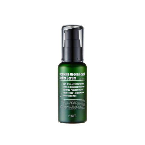 Purito Centella Green Level Buffet Serum (60ml)