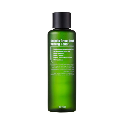 Purito Centella Green Level Calming Toner (200ml)