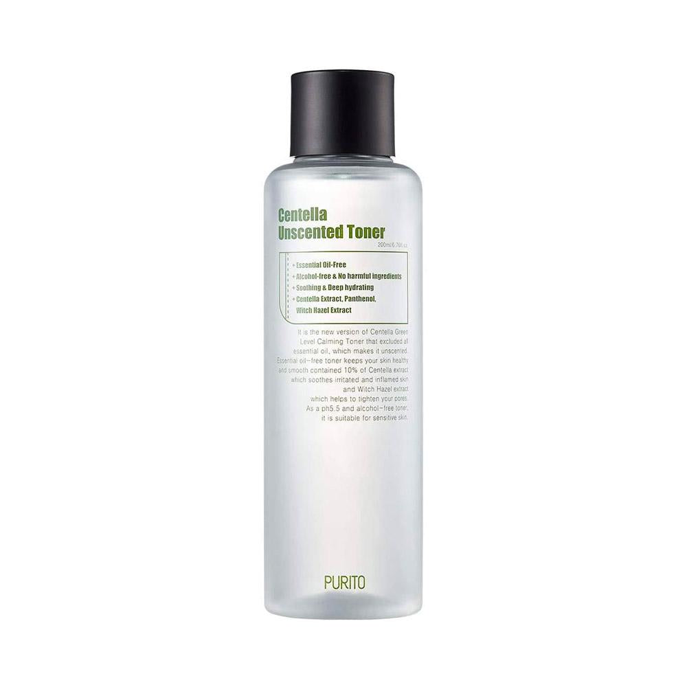Purito Centella Unscented Toner (200ml)