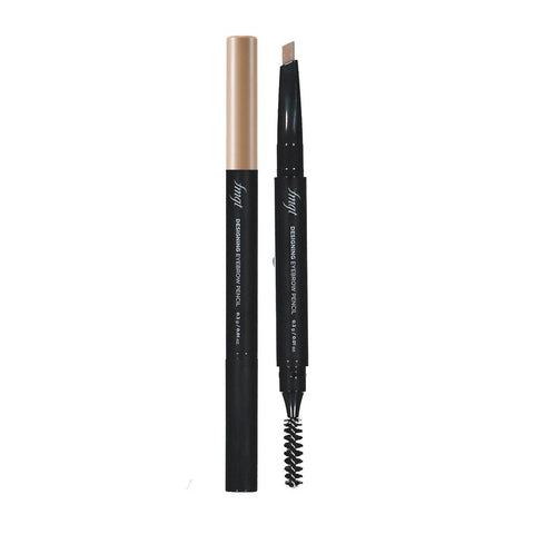 The Face Shop Designing Eyebrow Pencil #1 Light Brown (1pc)