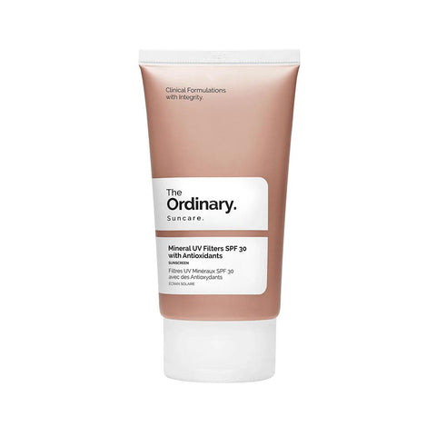 The Ordinary Mineral UV Filters SPF 30 with Antioxidants (50ml)