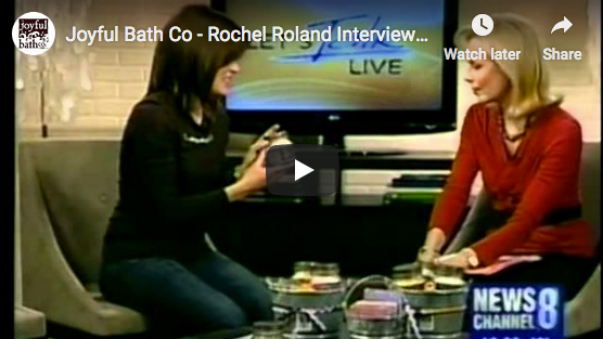 From the Vault - Joyful Bath Co. on Let's Talk Live