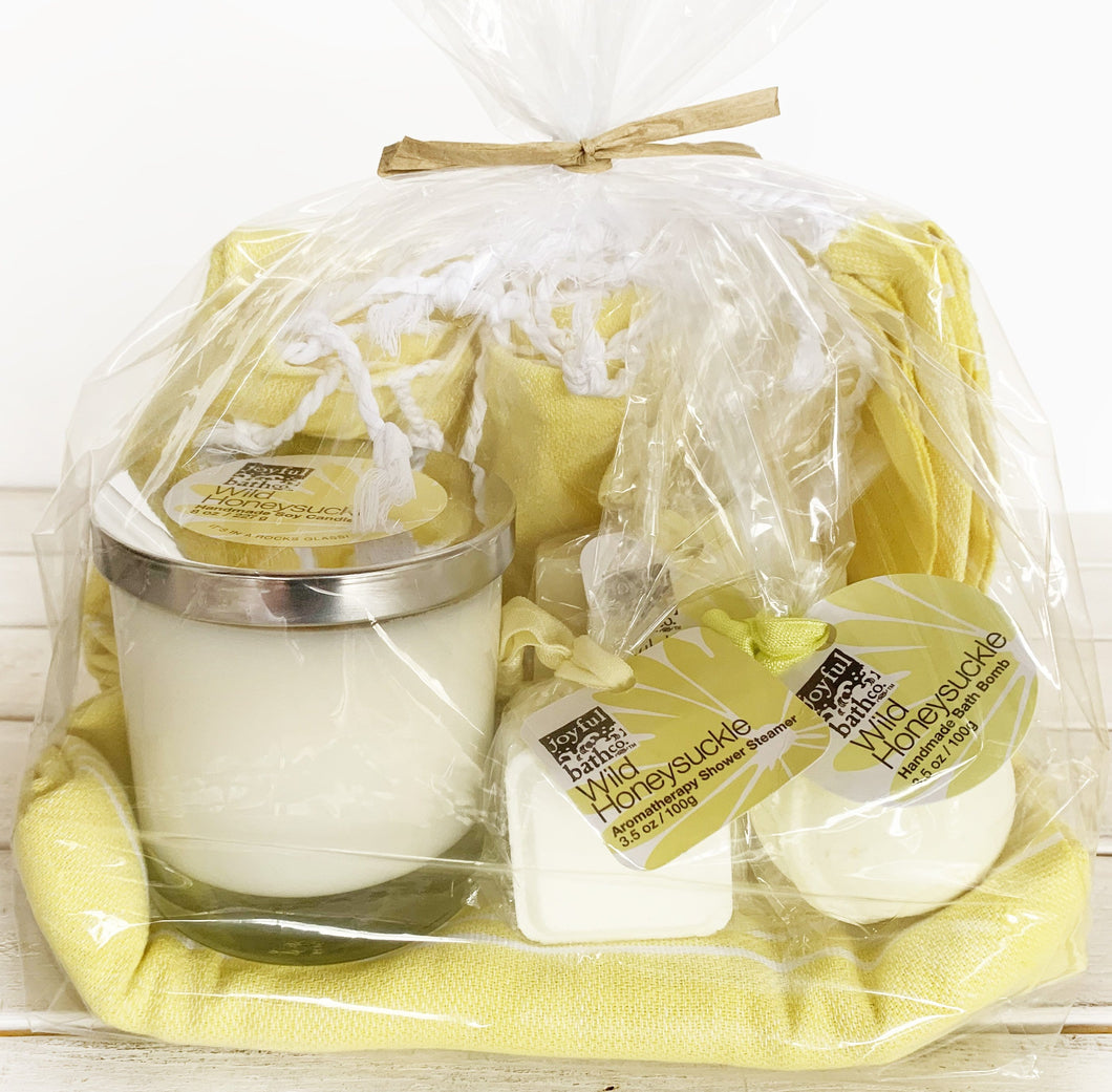 Wild Honeysuckle Gift Set