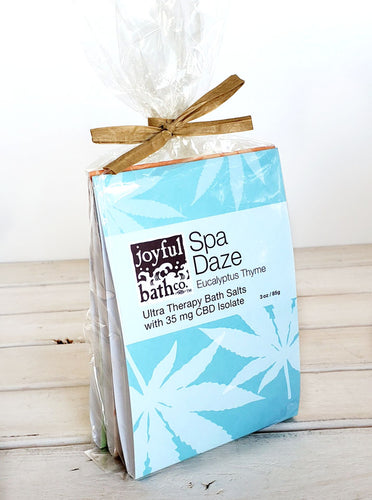 Hemp Bath Salts 3-Pack