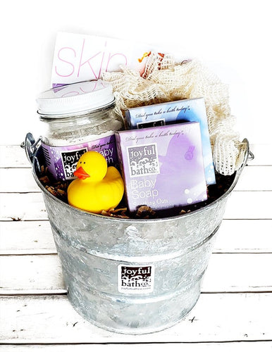 Premier Baby Bath Bucket Gift Set