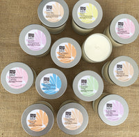 Soy Candles 8 oz in Eight Scents