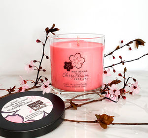 Cherry Blossom Soy Candle 5 oz