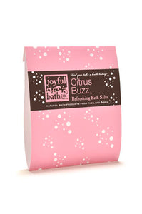 Citrus Buzz® - Pink Grapefruit & Honey Bath Salts