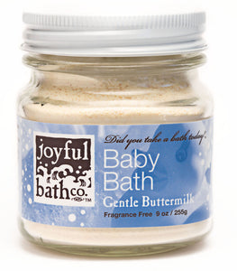 Baby Bath Gentle Buttermilk