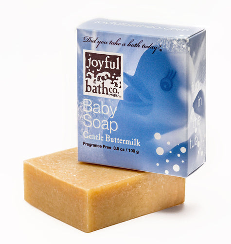 Baby Soap Gentle Buttermilk