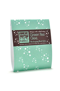 Green Tea Glee® - Green Tea & Peppermint Bath Salts