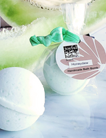 LIMITED EDITION - Honeydew Handmade Bath Bomb