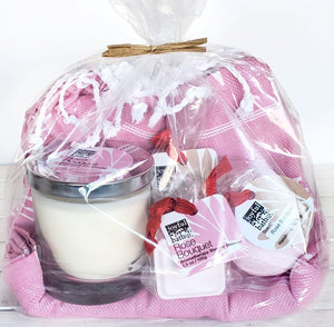 Rose Bouquet Gift Set